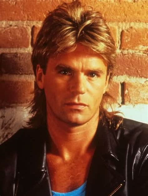 mens mullets long hair how to achieve the macgyver mullet hairstyle cool men s hair