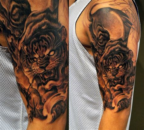 lion and tiger tattoo designs beautiful and tiger designs best