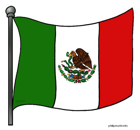 mexican flags clipart flags clip by phillip martin mexico flag