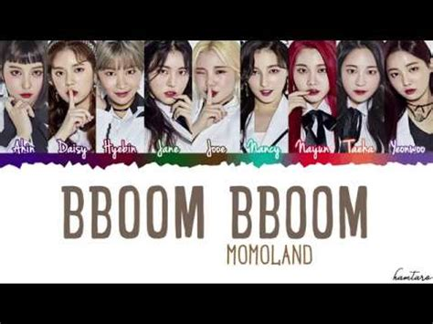 download mp3 momoland boom boom 4 83 mb boom boom mp3 download mp3 video lyrics