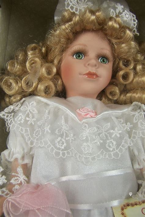collectible porcelain and bisque doll classic treasures bisque porcelain doll collectible