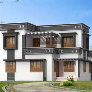 Create House Awesome Modern Home Design With Luxurious Impression