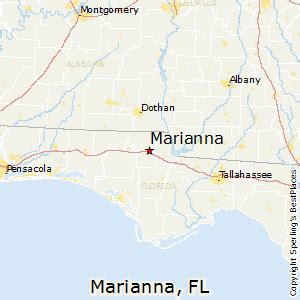 where is marianna florida on a map best places to live in marianna florida