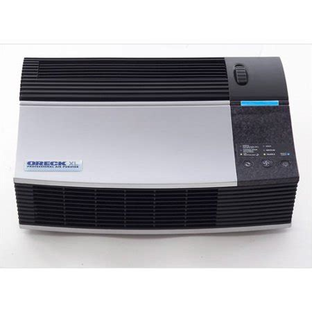 oreck airpcs professional permanent filter air purifier with optional ionizer walmart