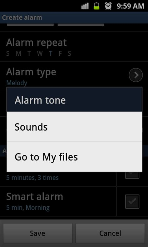 how to set alarm on android how to change default ringtons sound notifications alarm tone on android devices android advices