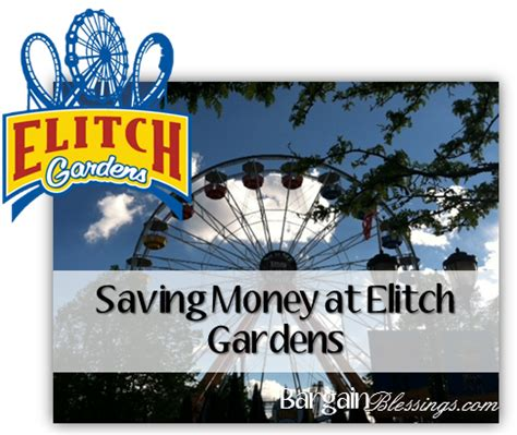 elitch gardens discount tickets