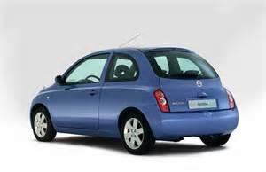 Small Nissan Nissan Micra Car Catalog