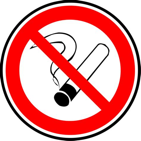 no smoking sign clip art no smoking sign clip art cliparts co