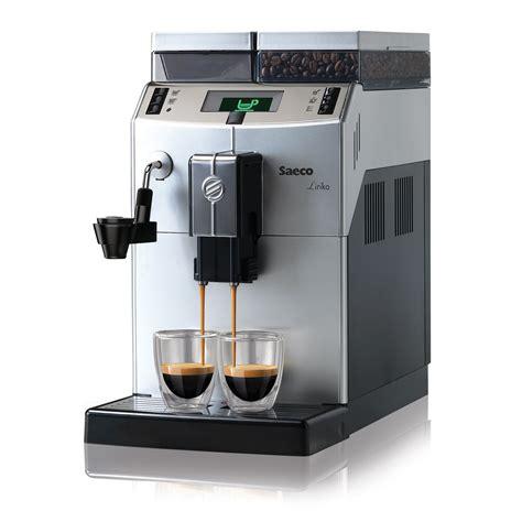 saeco lirika plus office class automatic espresso