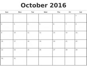 2016 Monthly Calendar Template by Free Printable Calendar For 2016 Monthly Calendar