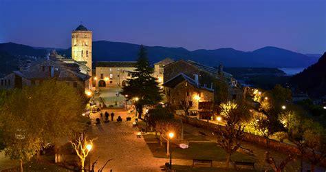 Hotel Ainsa Spain Europe ainsa map aragon spain mapcarta