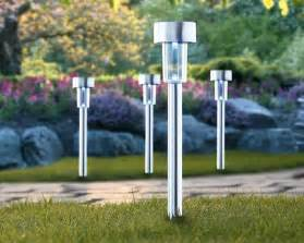 Landscape Solar Lighting Solar Outdoor Lights For Garden Landscape Lighting Inertiahome