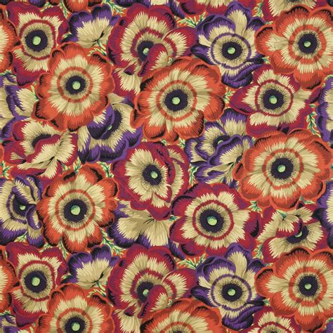 Kaffe Fassett Upholstery Fabric by Kaffe Fassett Collective Waltzing Matilda Fabric