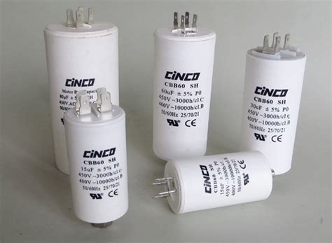 inco capacitor cinco capacitor china ac capacitors factory ningbo zhenhai cinco electronics technology co ltd