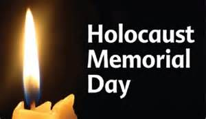 2014 holocaust remembrance day clipart