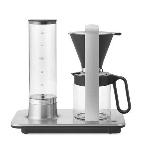 coffee maker design history wilfa precision coffee maker williams sonoma