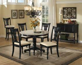 Granite Dining Room Table Granite Dining Table Set Homesfeed
