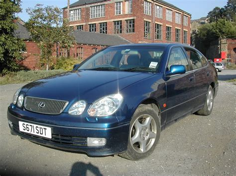 lexus gs300 blue lexus gs300 3000 1999 blue autopetrol 4 door lexus