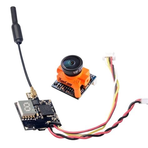 Eachine Atx03 Videoaudio Transmitter Micro Vtx 2550200mw Fpv runcam micro 600tvl ccd eachine atx03 mini 5 8g 72ch av vtx transmitter fpv combo