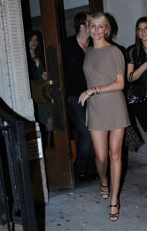 new candid cameron diaz candid in new york city photo 3