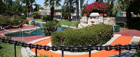 lighted golf courses near me best mini golf in los angeles 171 cbs los angeles