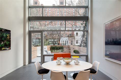 design milk nyc a nyc townhouse designed for art collectors design milk