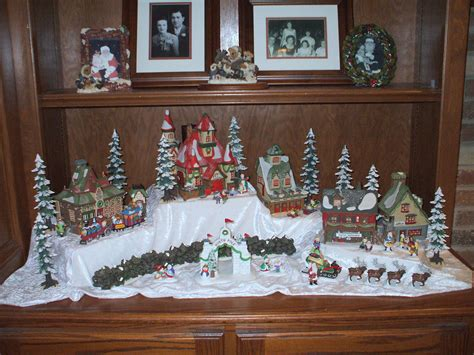 department 56 north pole village the enchanted manor