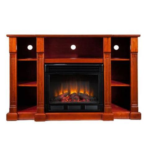 electric fireplaces home depot southern enterprises kendall 52 in media console electric