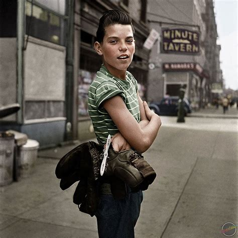 21 new colorized historic photos