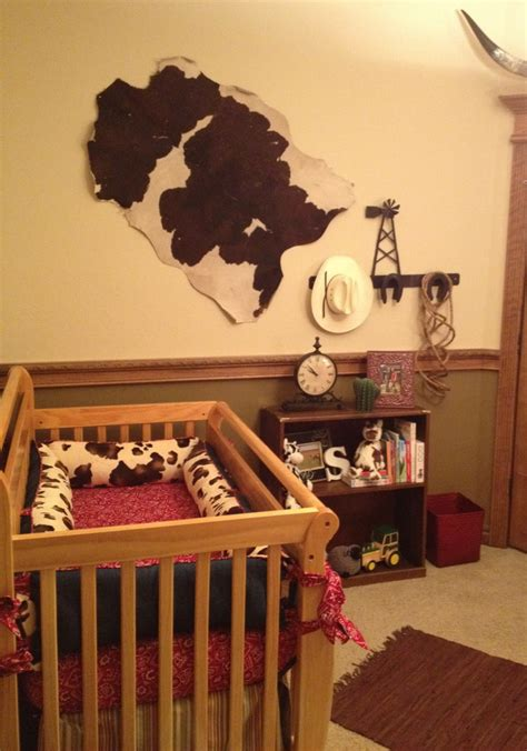Cowboy Nursery Decor by Cowboy Jett S Western Nursery Project Nursery