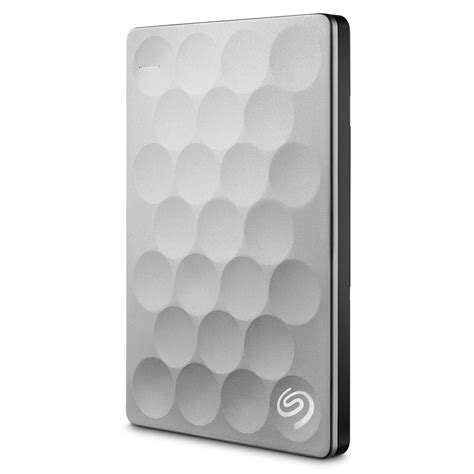 Seagate Backup Plus Slim 2tb Gold Harddisk Eksternal Free Pouch U281 seagate launches world s thinnest 2tb mobile drive