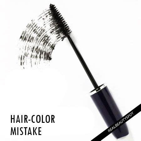 coloring your hair while five mistakes to avoid while coloring your hair at home