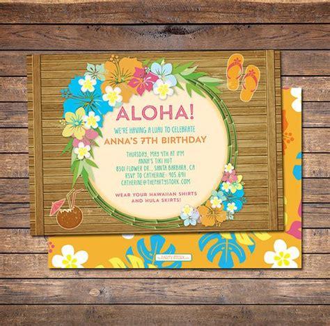 luau wedding invitation ideas best 25 luau invitations ideas on hawaiian invitations luau birthday