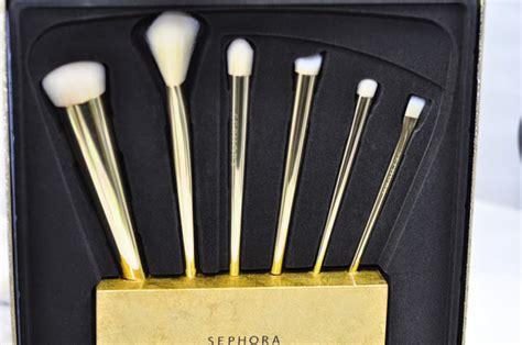 Ballpen I Am Brush Gold Gt Bp sephora 24 karat gold mine brush set review the shades of u
