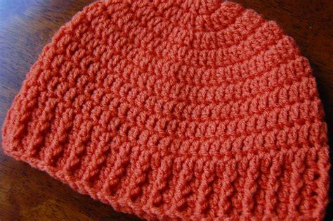 free pattern easy crochet hat one skein crochet gifts for men