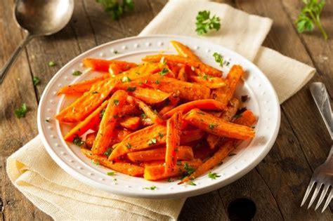 come cucinare le carote al forno carote al forno la ricetta contorno leggero e facile