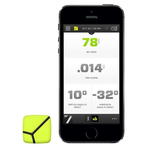 iphone swing analyzer zepp 3d baseball swing analyzer for iphone android