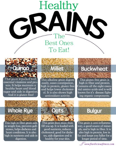 whole grains to eat food friday healthy grains exercises for