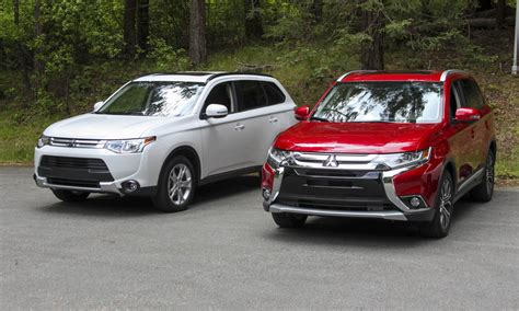 mitsubishi outlander 2016 white 2016 mitsubishi outlander first drive review 187 autonxt
