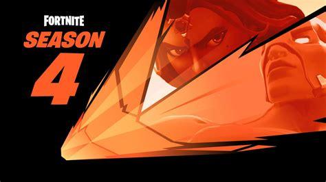 fortnite season 4 fortnite season 4 teaser adds skin is dc