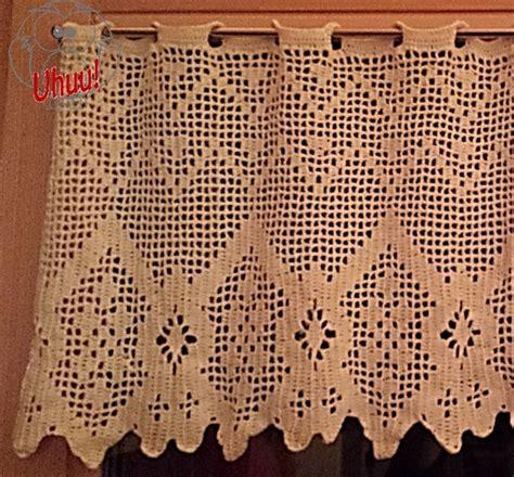 gardinen hakeln anleitung gardine geometrisch 1 vorhang filet h 228 keln kostenlose