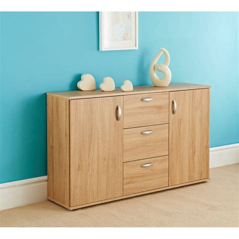 sideboard 2 50 m b m copenhagen 2 door 3 drawer sideboard 295881