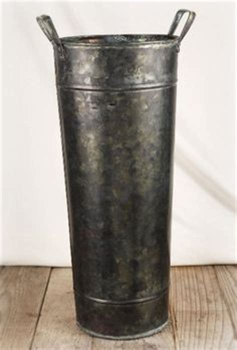 Galvanized Vases Wholesale by Wholesale Galvanized Containers All Shapes Sizes