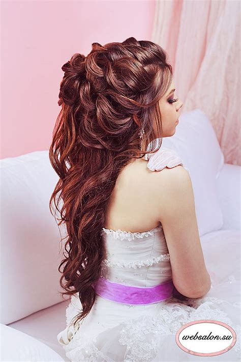 for 64 hair styles 70 creative half up half down wedding hairstyles 64 nona
