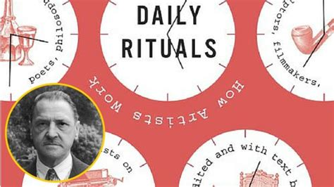 Daily Rituals Somerset Maugham