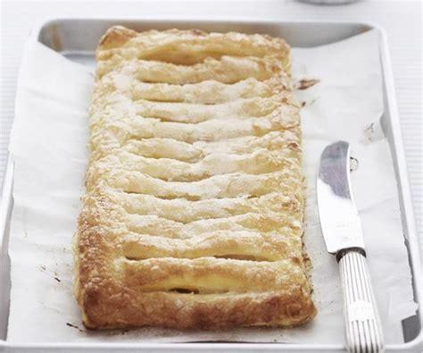 jalousie pastry almond jalousie recipe food to