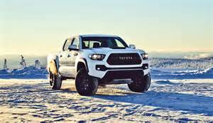 Toyota Tacoma Trd Pro 2017 Toyota Tacoma Trd Pro Kevlar Reinforced Tires