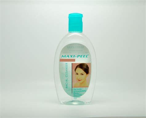 Toner Maxi Peel maxi peel cleanser toner 135ml new stock