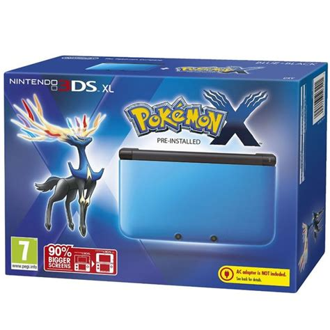 3ds Sun By Mj Hardware nintendo 3ds xl blue and black console includes