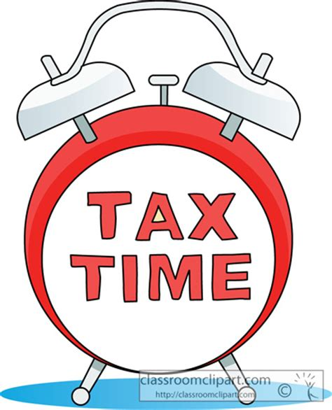 Free Tax Clipart Images